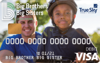 True Sky Community Card Big Brothers Big Sisters