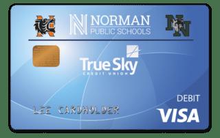 True Sky Community Card Norman