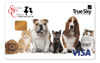 True Sky Community Card Second Chance
