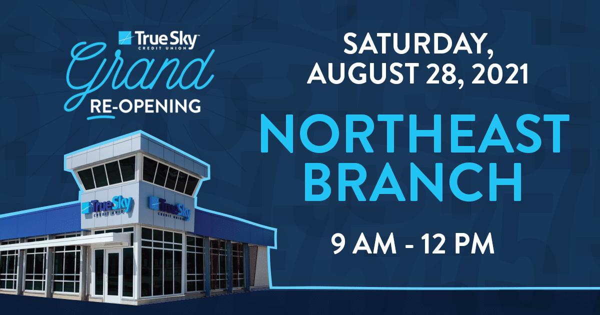 Northeast Branch Grand Opening